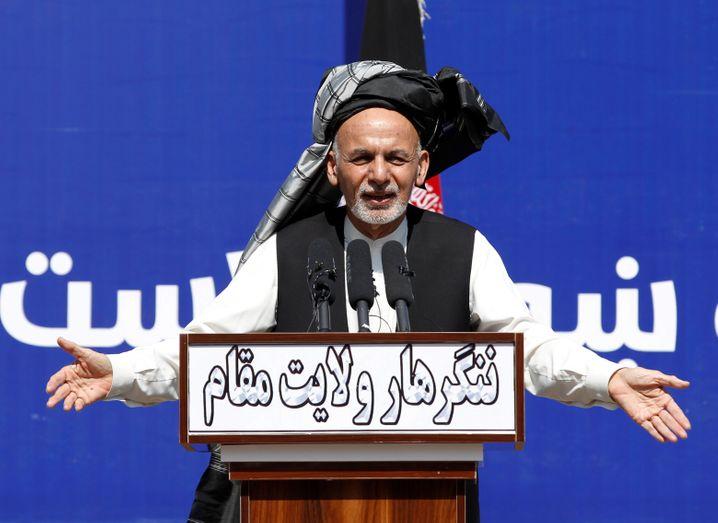 Regierungschef Ghani: Fünf Jahre lang durchregieren?