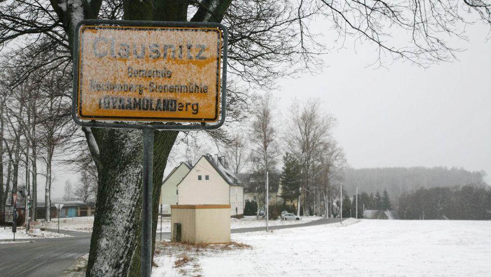 Busattacke in Clausnitz: Ein Ort im Osterzgebirge