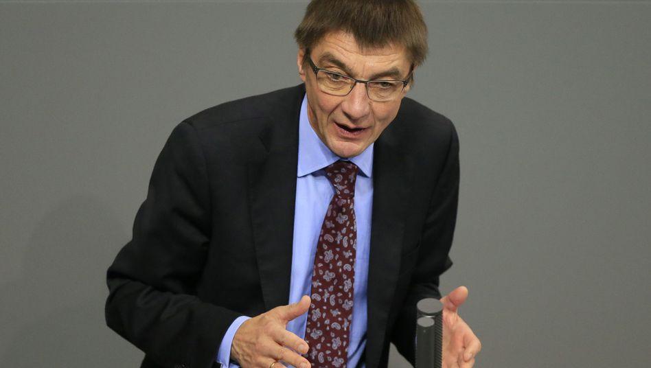 Streitbarer CDU-Mann Schockenhoff: Kritik am Vorgehen der russischen Regierung