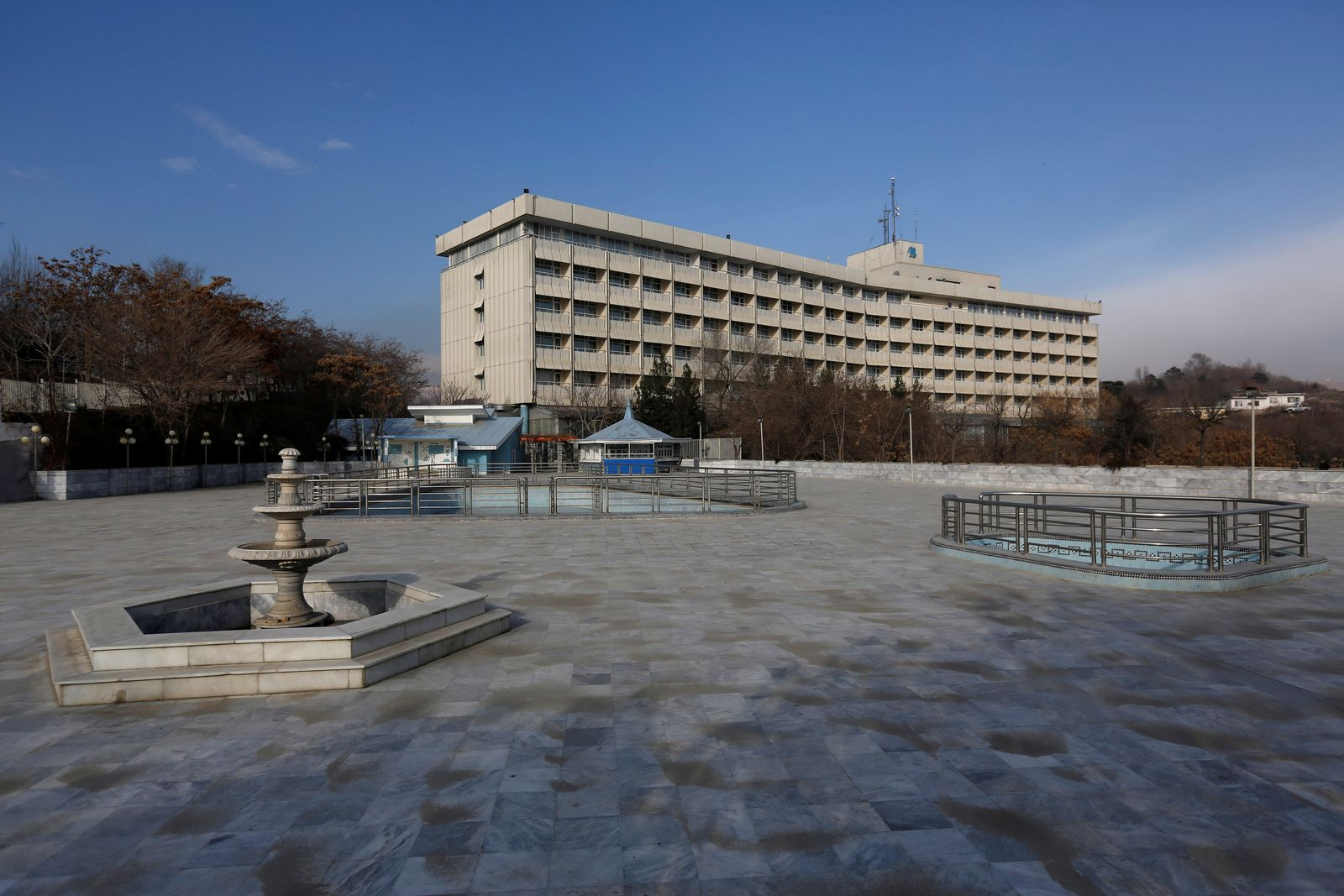 Kabul Hotel Angriff