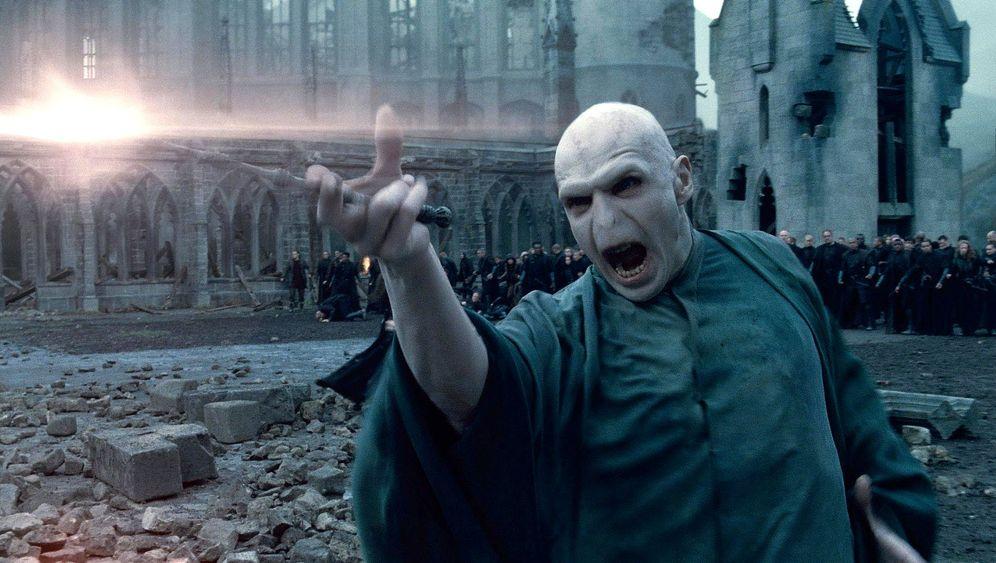 J. K. Rowling: Die Gefallenen von Hogwarts
