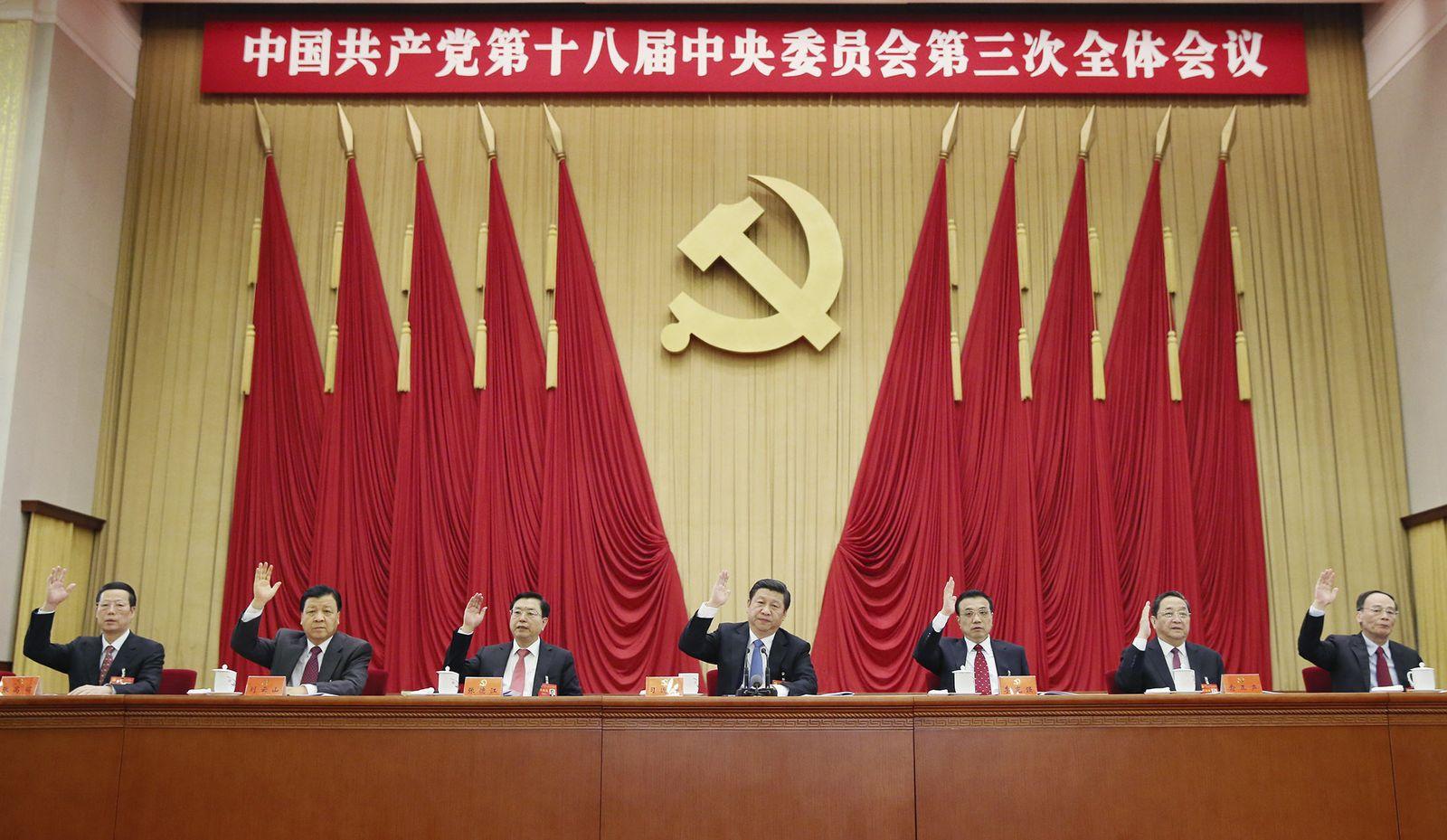 China / KP / Tagung