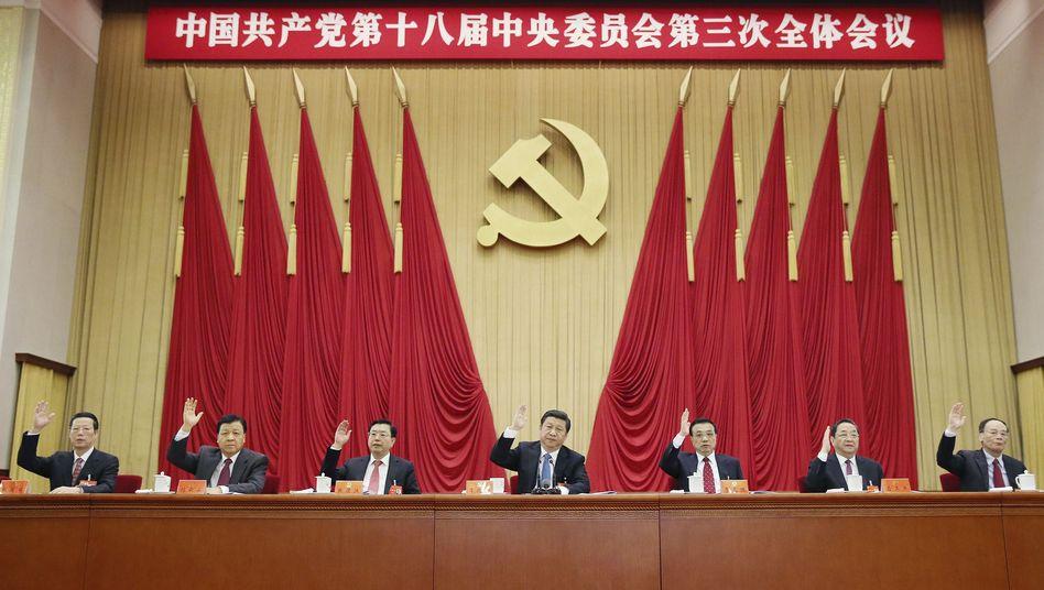 Abstimmung im Zentralkomitee: Hohe Erwartungen an die ZK-Sitzung