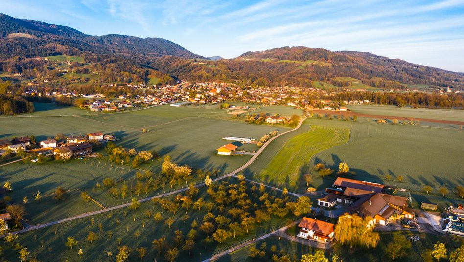 Ex-Corona-Hotspot Bad Feilnbach in Oberbayern