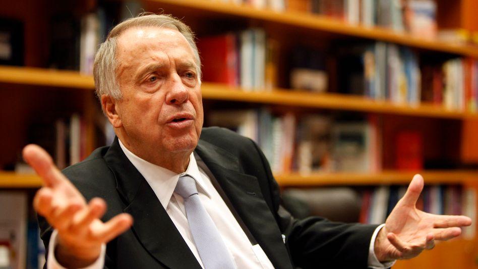 """Kulturstaatsminister Bernd Neumann: """"Es muss ein parteiübergreifendes Projekt sein"""""""