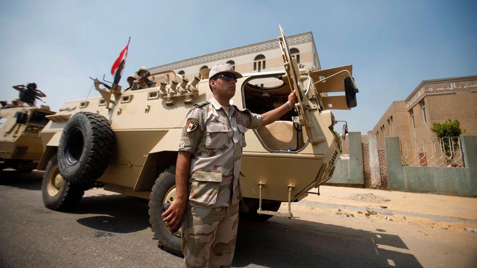 Wirtschaftsmacht Militär: Ägyptens General-Direktoren