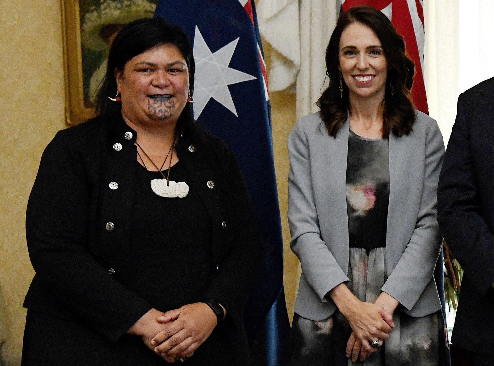 FILES-NZEALAND-POLITICS-HOMOSEXUALITY-DIPLOMACY-INDIGENOUS-MINIS