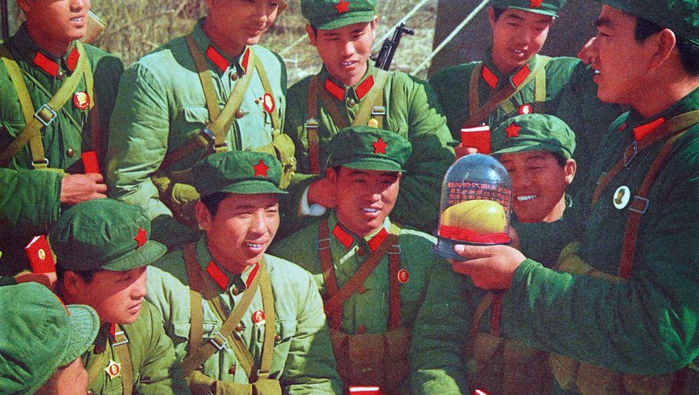 Maos bizarrer Obst-Kult: China im Mango-Fieber