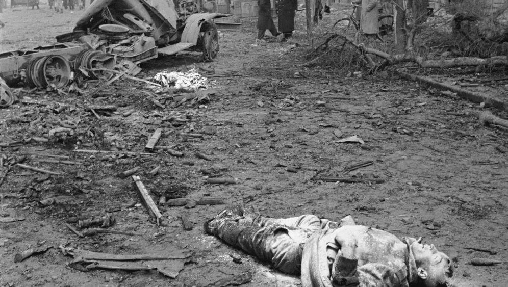Volksaufstand in Ungarn 1956: Die niedergeschossene Revolution