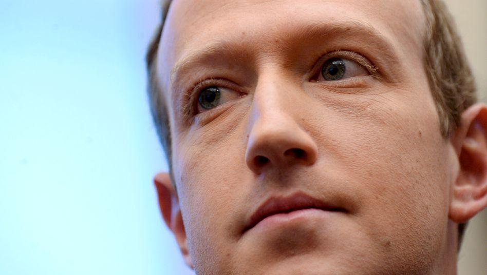"""Mark Zuckerberg: """"Linie nicht überschritten"""""""