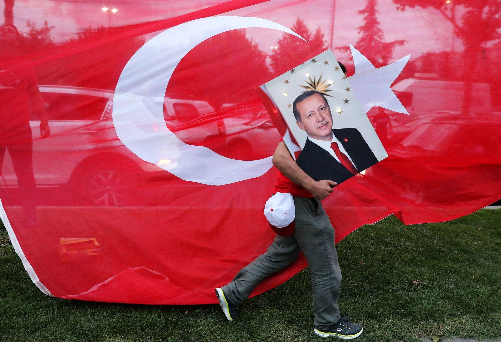 Türkei Finanz-Krise / Erdogan