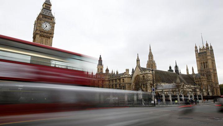 Sieg für die Tories: Das war die Wahlnacht