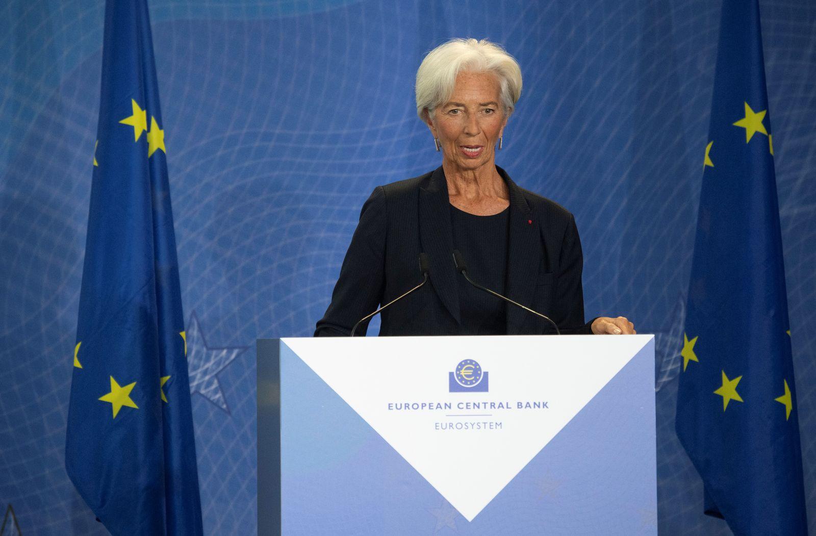 Wirtschaft/ Christine Lagarde