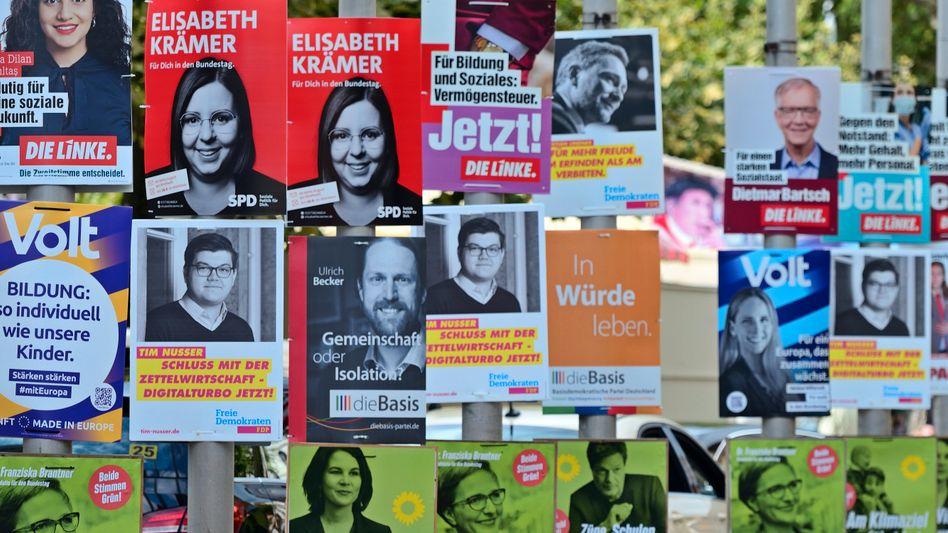 Bundestagswahlkampf in Heidelberg: »Parteien setzen auf persönliche Angriffe, Ressentiments und Populismus, statt konkrete Lösungen anzubieten«