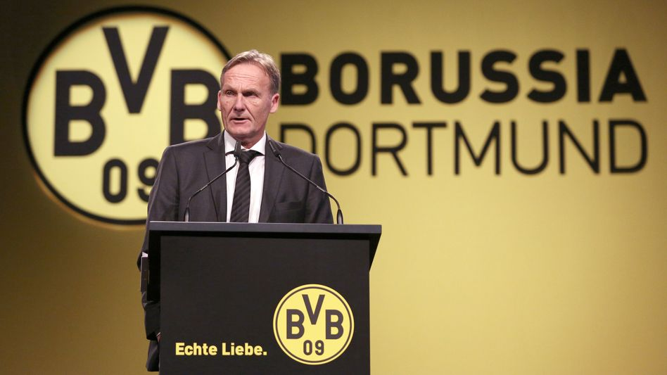 """BVB-Geschäftsführer Watzke: """"Die schwerste Aufgabe steht uns noch bevor"""""""