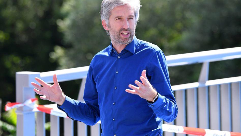 Boris Palmer: »Meine Kinder werden es mit hoher Wahrscheinlichkeit gar nicht merken, wenn sie die Coronainfektion bekommen«