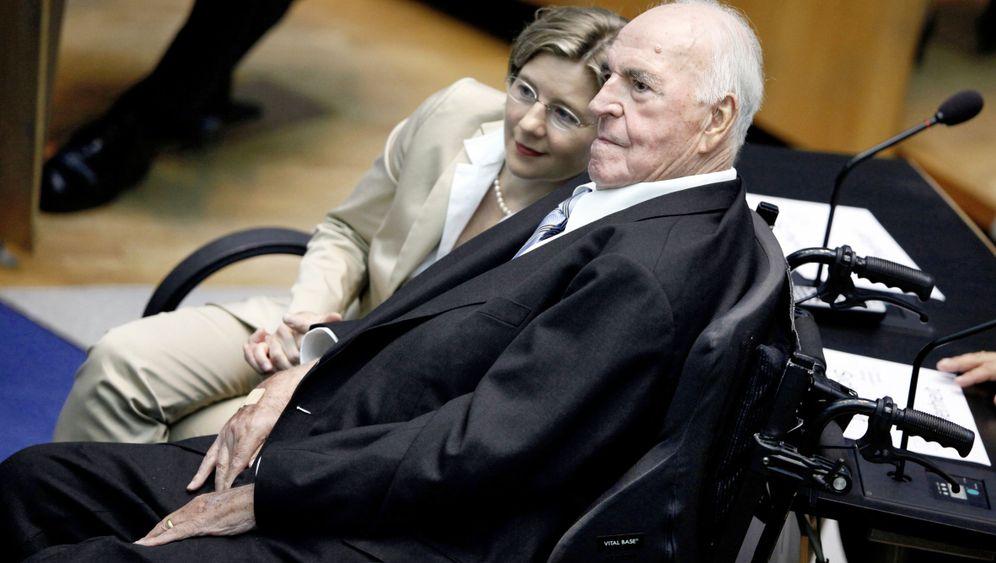 "Altbundeskanzler Kohl: ""Es war blanke Rache"""