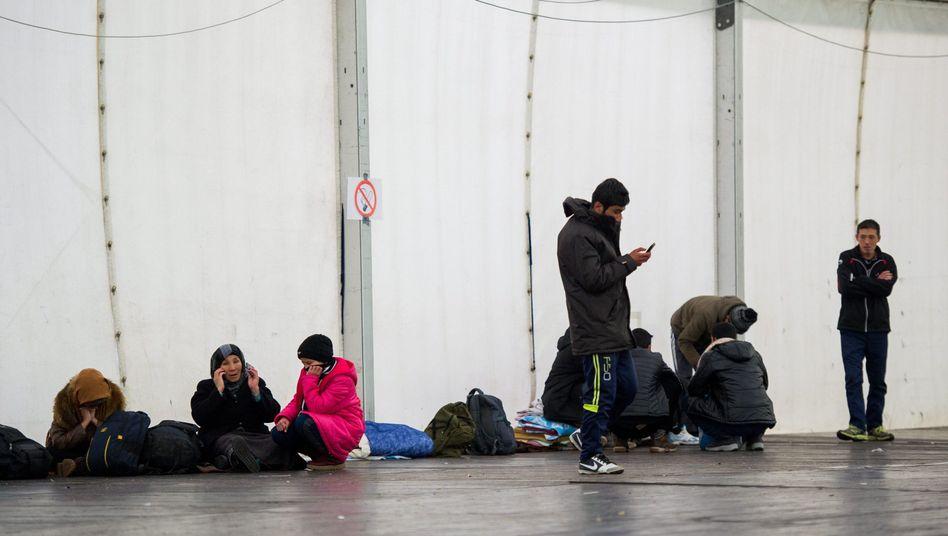 Flüchtlinge an der österreichischen Grenze: Wer darf abgewiesen werden?