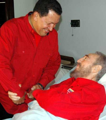 Morales is close to Latin America's other leading leftists Venezuelan President Hugo Chavez and Cuban leader Fidel Castro.