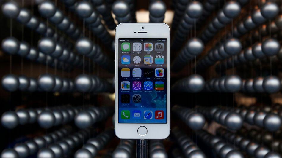 iPhone 5s: Als eines von wenigen iOS-Geräten nicht von dem Problem betroffen