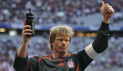 Bayern-Keeper Kahn: Fast 300 Bundesligasiege