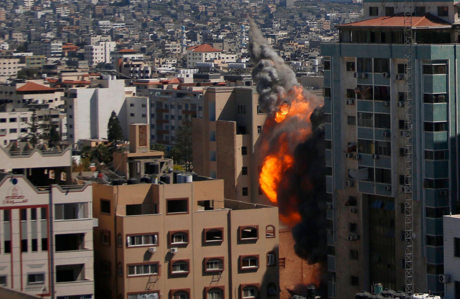 Konflikt in Nahost