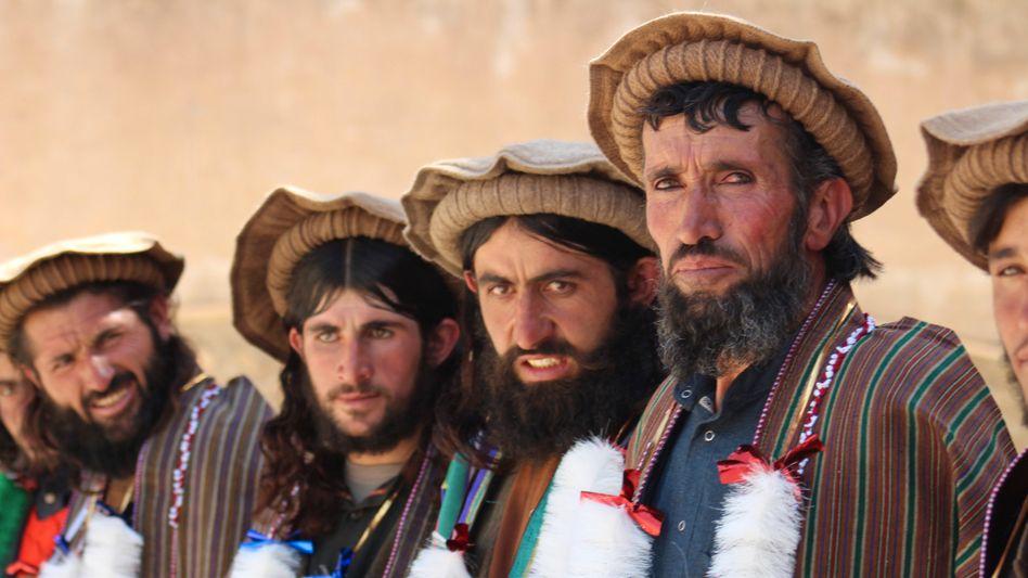 Taliban-Anhänger in der Provinz Badakhshan (Archiv)
