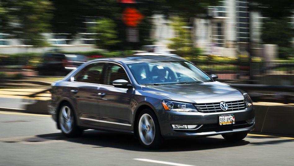 VW in Boston 2016: Zwischen 5,4 und 24,3 Dollar pro Monat