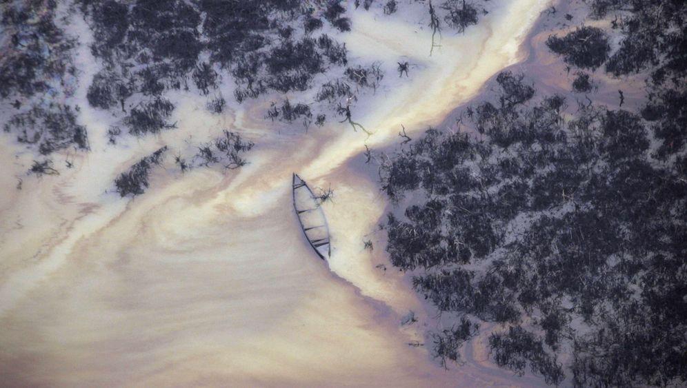 Nigerdelta: Schmutzige Suche nach Öl