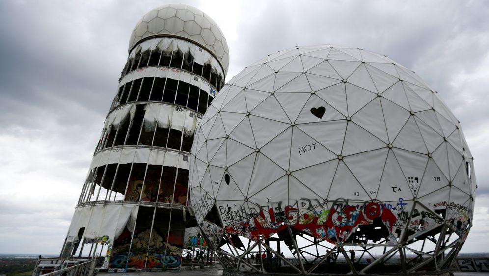 NSA in Deutschland: Radarknollen und Antennenwald