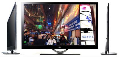 LG LH95: Zweieinhalb Zentimeter dünner Fernseher