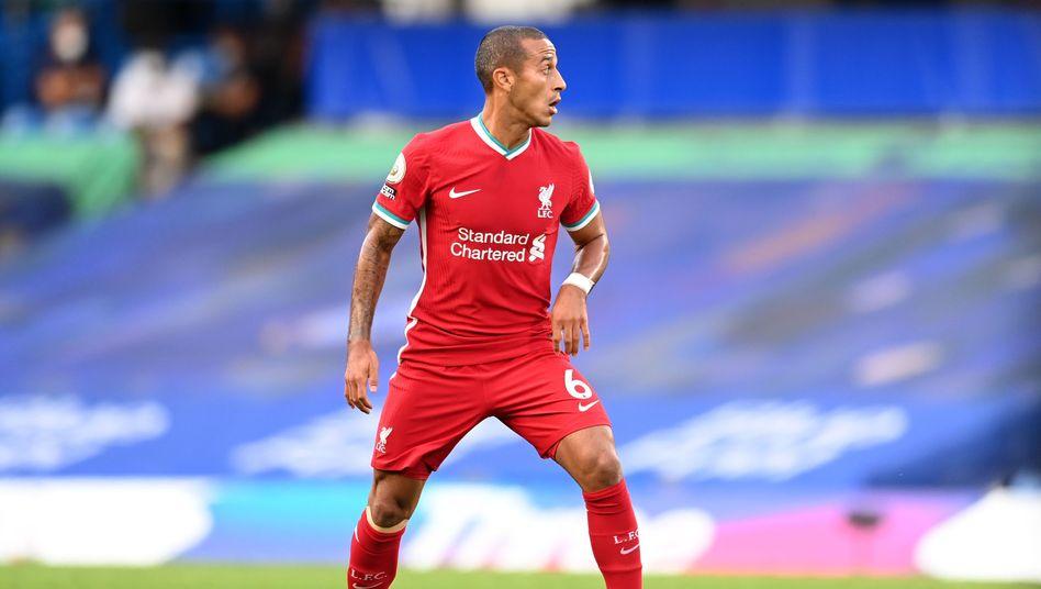 45 Minuten gespielt, einen Strafstoß verschuldet, drei Punkte geholt: Thiago