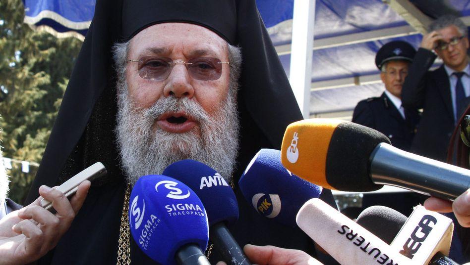 """Erzbischof Chrysostomos: """"Die Kirche wird es überleben"""""""
