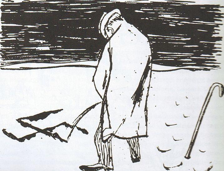 """""""Dienst am Volk"""", """"Neue Revue"""", 1931"""