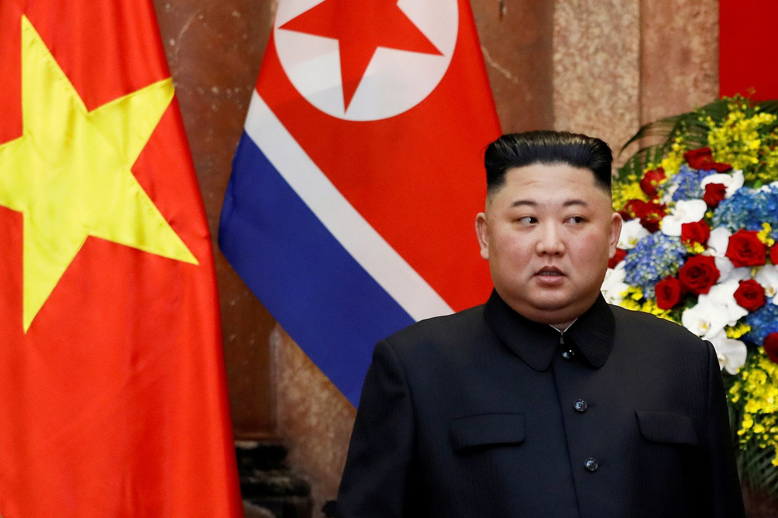 Kim Jong Un Nordkorea Vietnam