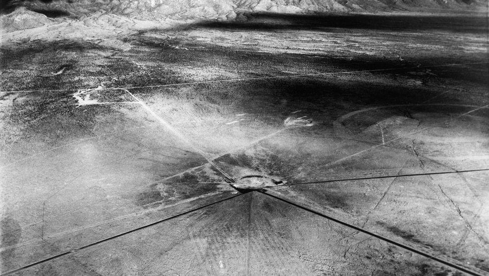 Atomare Wüsten: Im Niemandsland der Strahlenkatastrophe