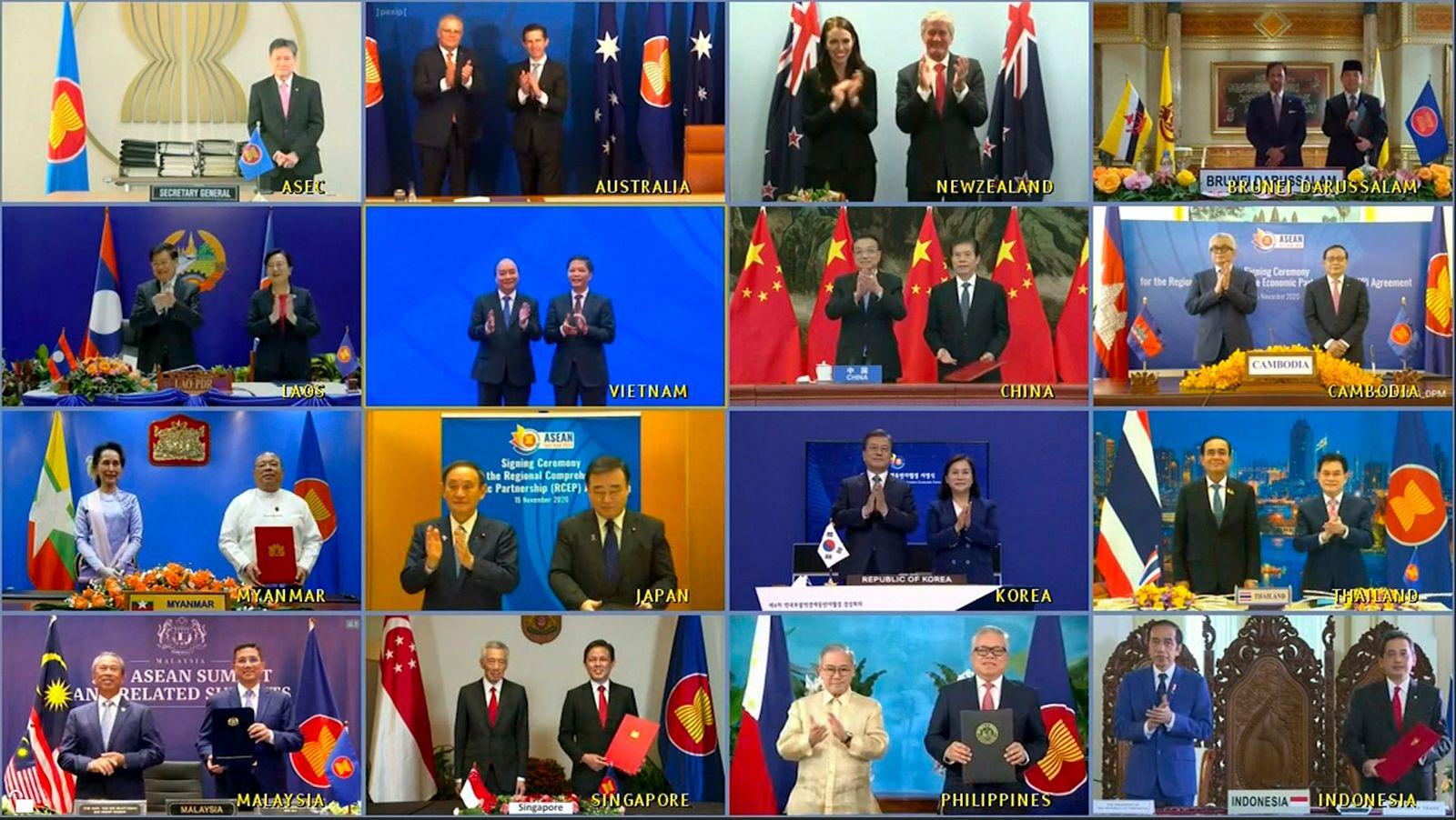 Vietnam Asia Trade Pact