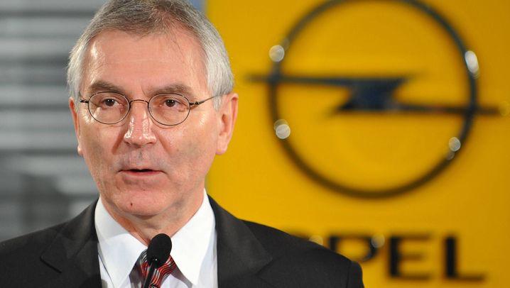 Chronologie: Opels vergeblicher Kampf um Staatsknete