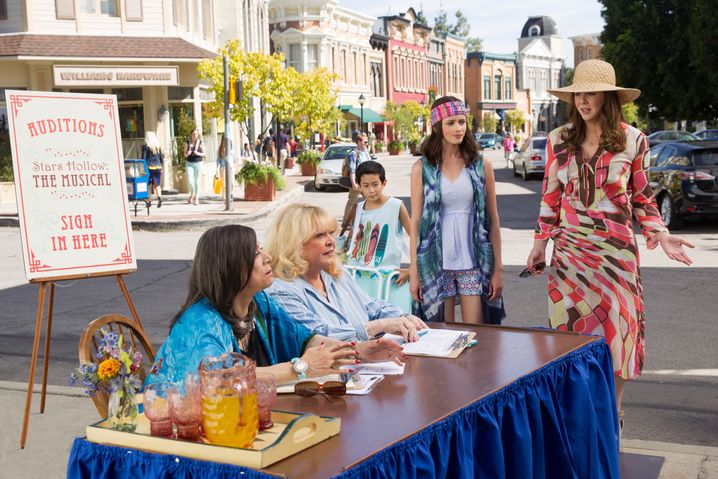 "Kultserie ""Gilmore Girls"": Neuauflage 2016 bei Netflix"