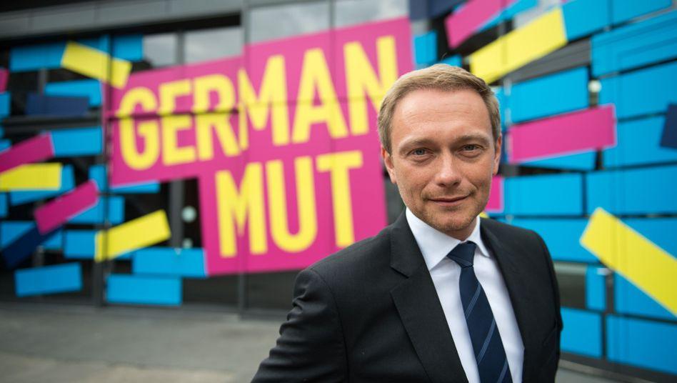Aufwind bei der FDP: Und plötzlich wieder in