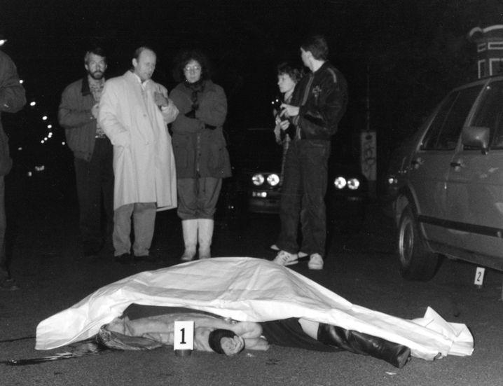 Tatort in Frankfurt am Main 1992