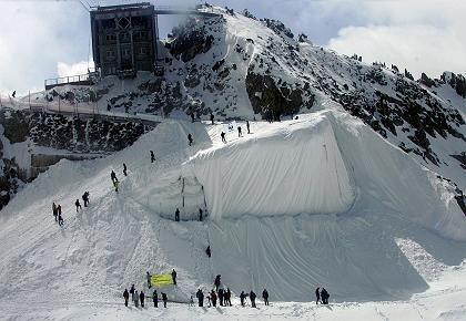 Patient Gurschengletscher: Die Klimakatastrophe hat die Schweiz erreicht