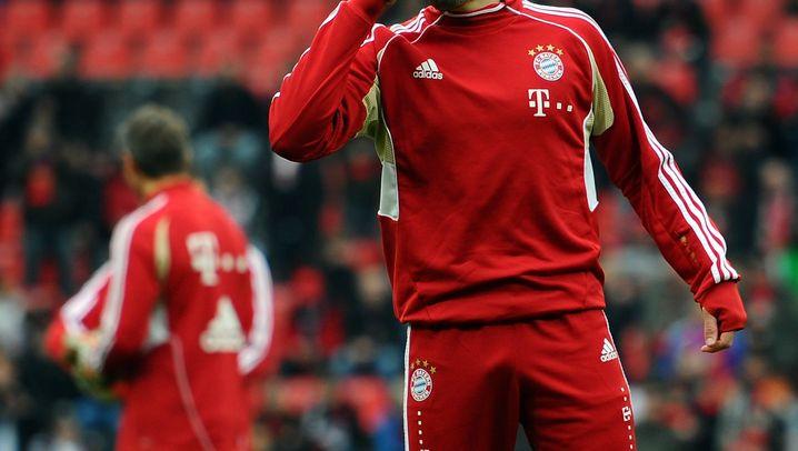 Die Krise der Bayern: Hängende Köpfe und wütende Fans
