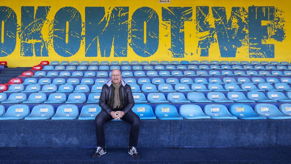 Wolfgang Wolf ist Sportdirektor beim Regionalligisten Lok Leipzig