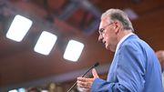 CDU laut Hochrechnungen mehr als 13 Prozentpunkte vor AfD