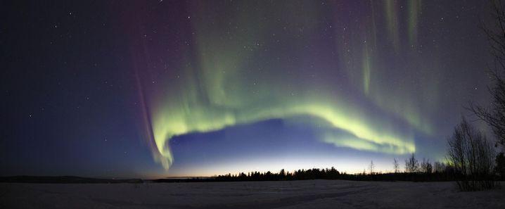 Leuchten in Finnland