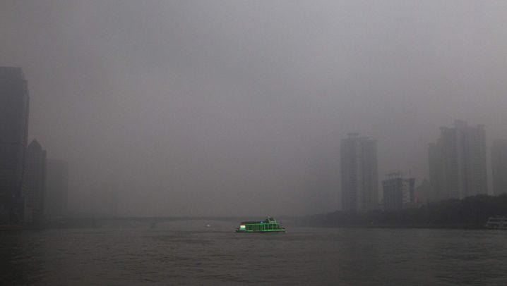 Smog in Peking: Kohleverbrauch soll sinken