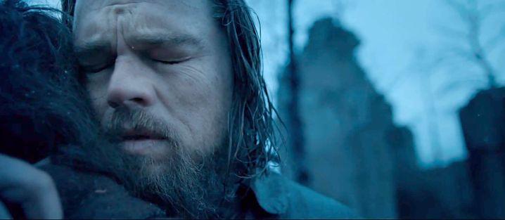 """Jetzt müsste es für den Oscar reichen: Leonardo DiCaprio in """"The Revenant"""""""