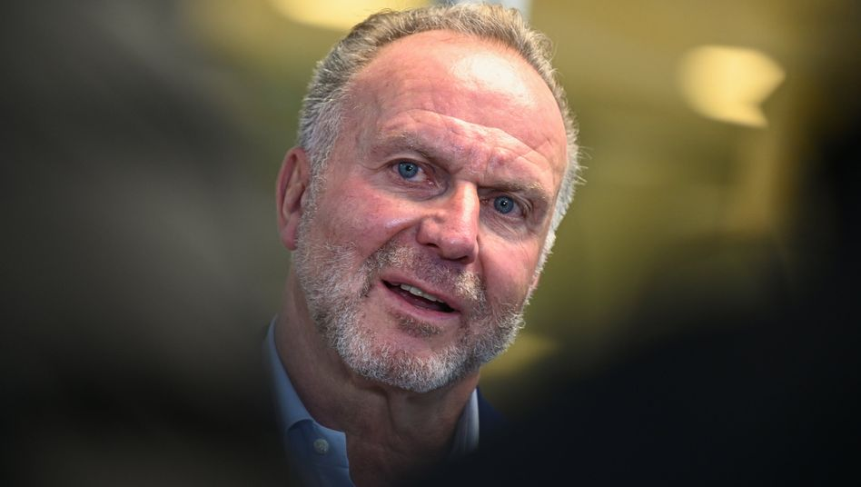 Karl-Heinz Rummenigge kann sich Fußballspieler als Impfvorbilder vorstellen