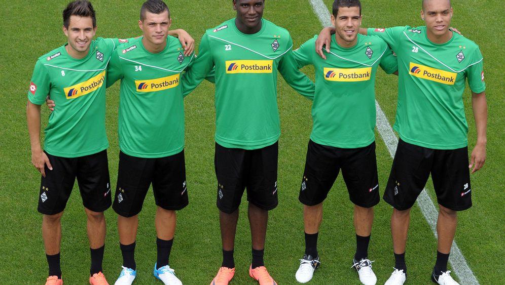 De Jong, Xhaka & Co.: Gladbachs neue Stars